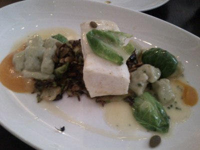Slow Cooked Halibut
