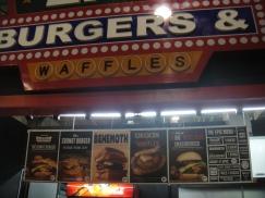 The voluntarily closed food vendor... no more Cronut burgers :(