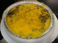 The disappointing cheeseburger mac