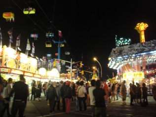 Midway rides