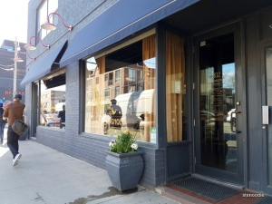 Campagnolo restaurant storefront