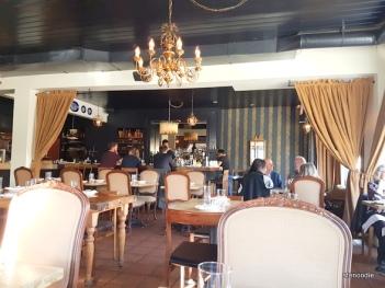 Campagnolo restaurant interior