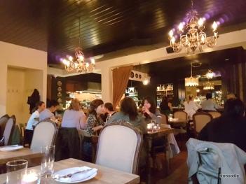 Campagnolo dining room